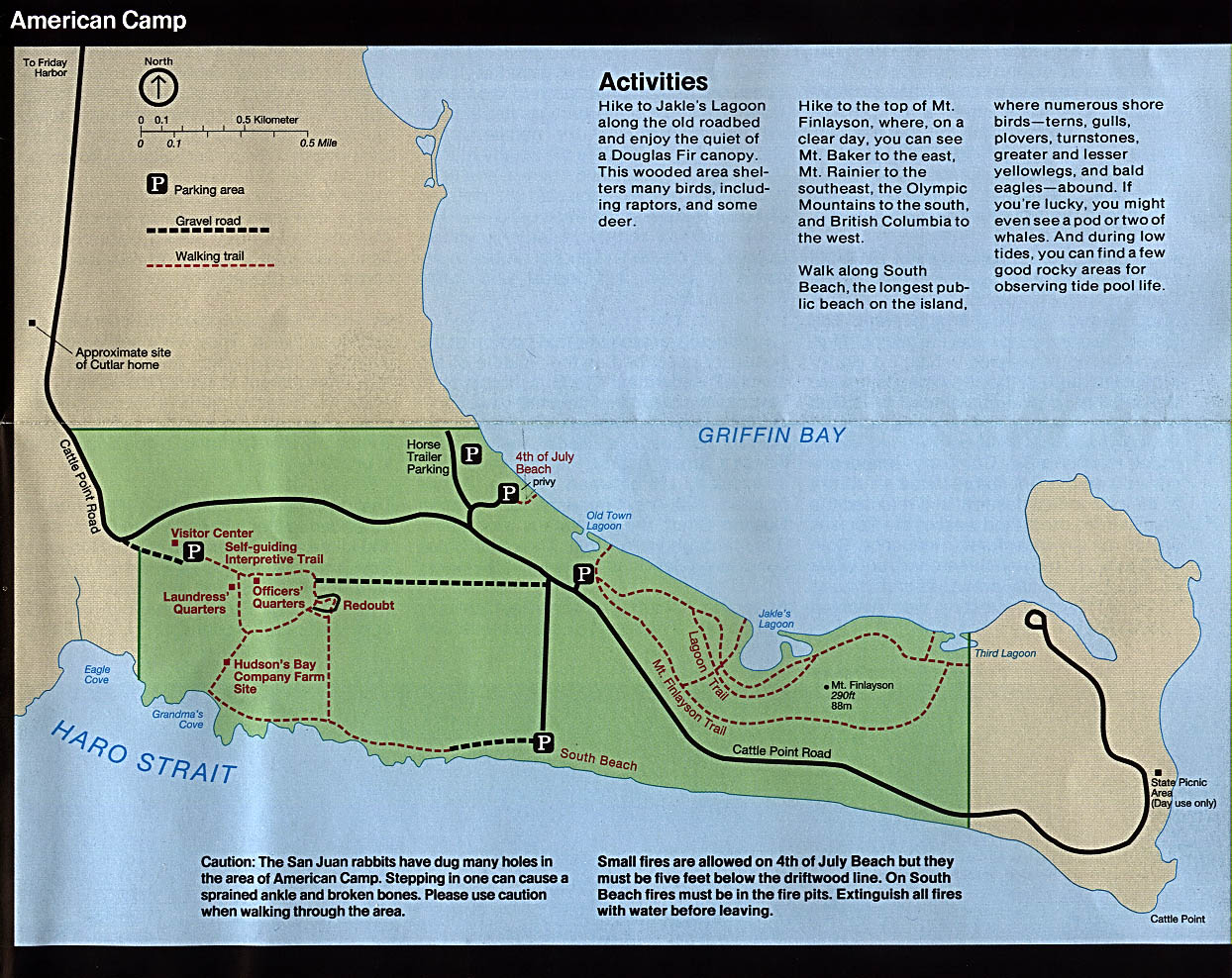 Reisenett Maps Of National Historic Sites Memorials Military - Map os us national historical parks
