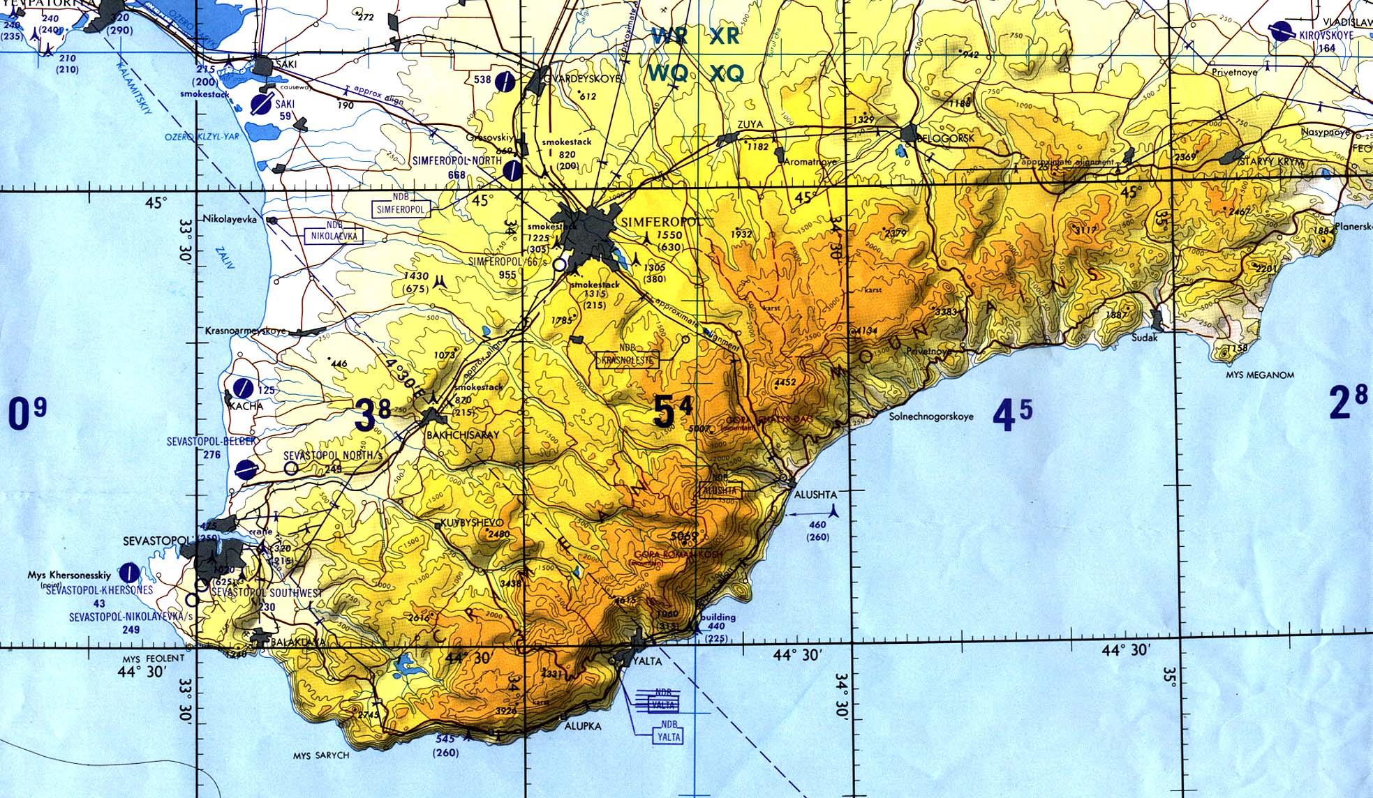Reisenett Ukraine Maps