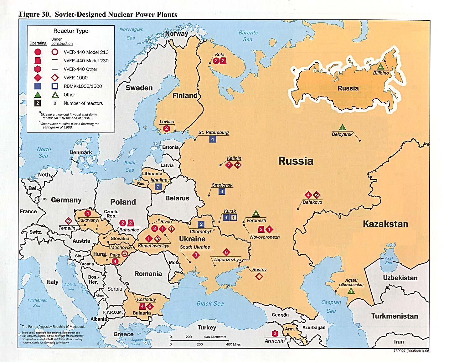 Reisenett: Russia and the Former Soviet Republics Maps