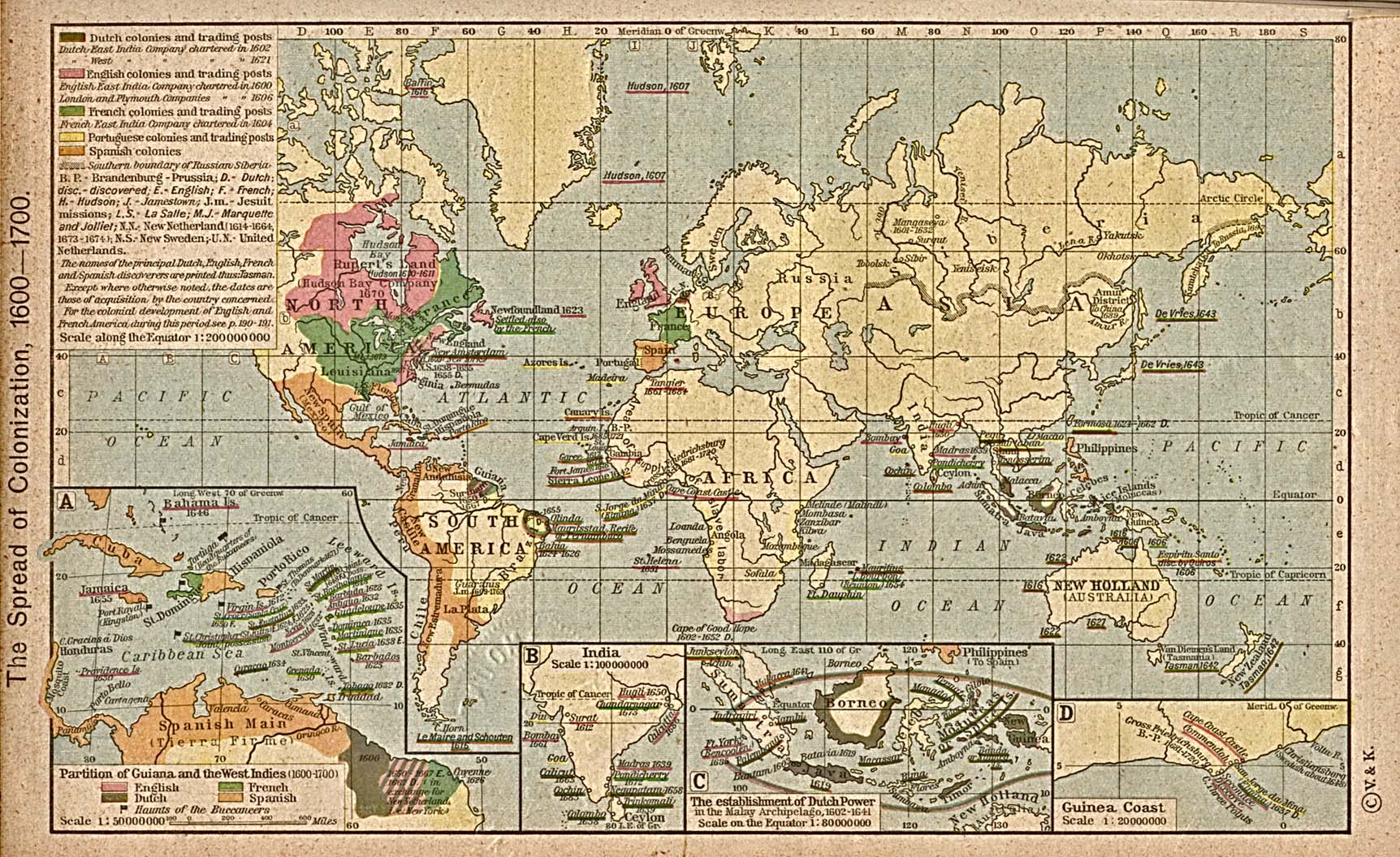 Reisenett Historical Maps of the World