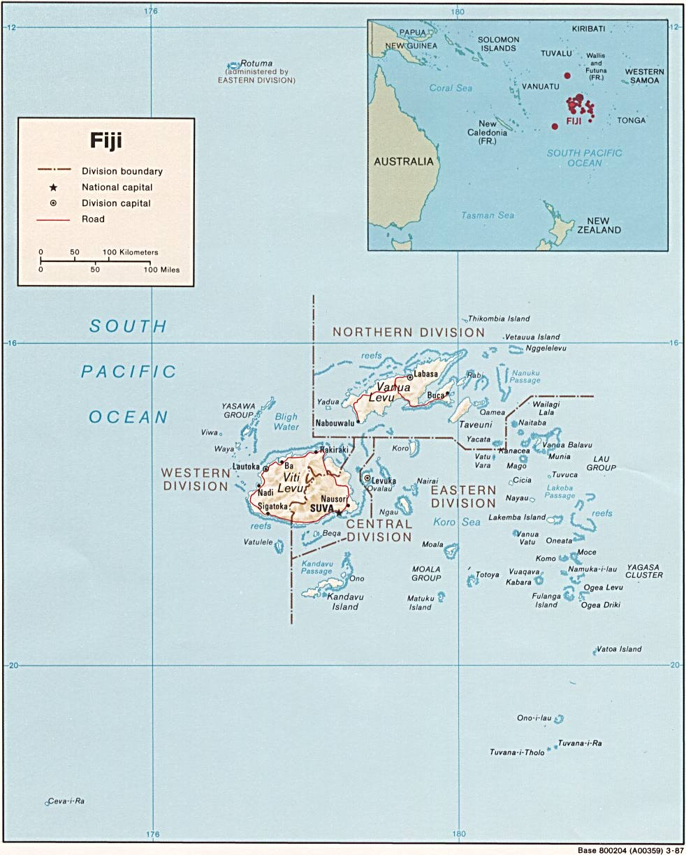 Australia And Pacific Map.Reisenett Maps Of Australia And The Pacific