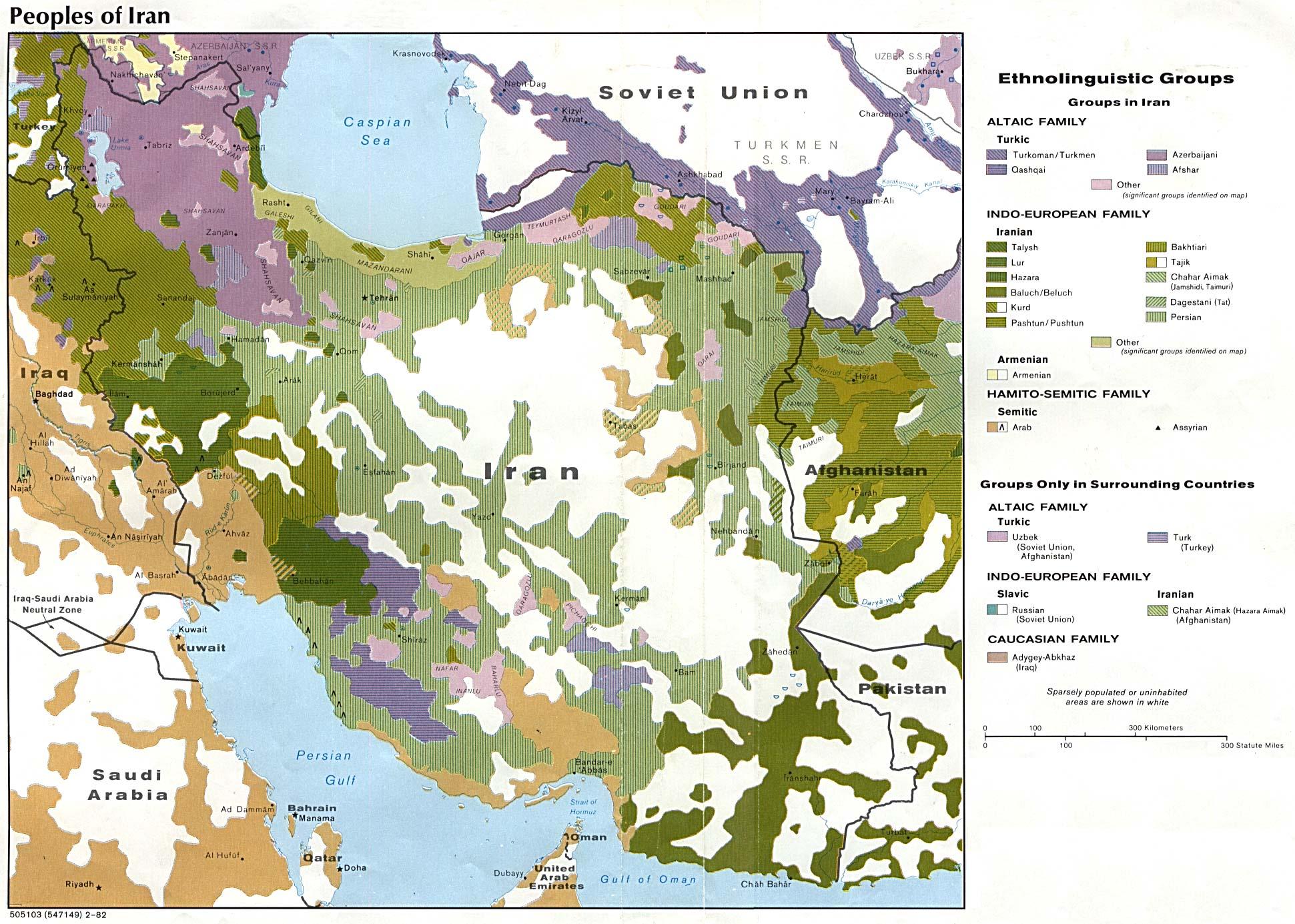 Reisenett Maps of the Middle East