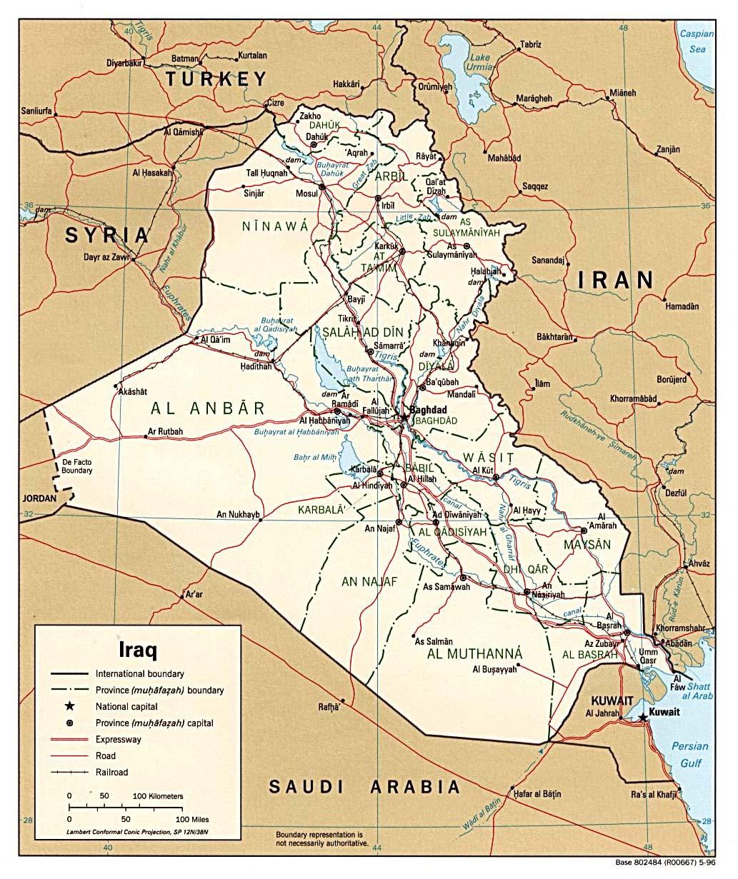 Maps Of Kuwait Map Library flowchart procedure
