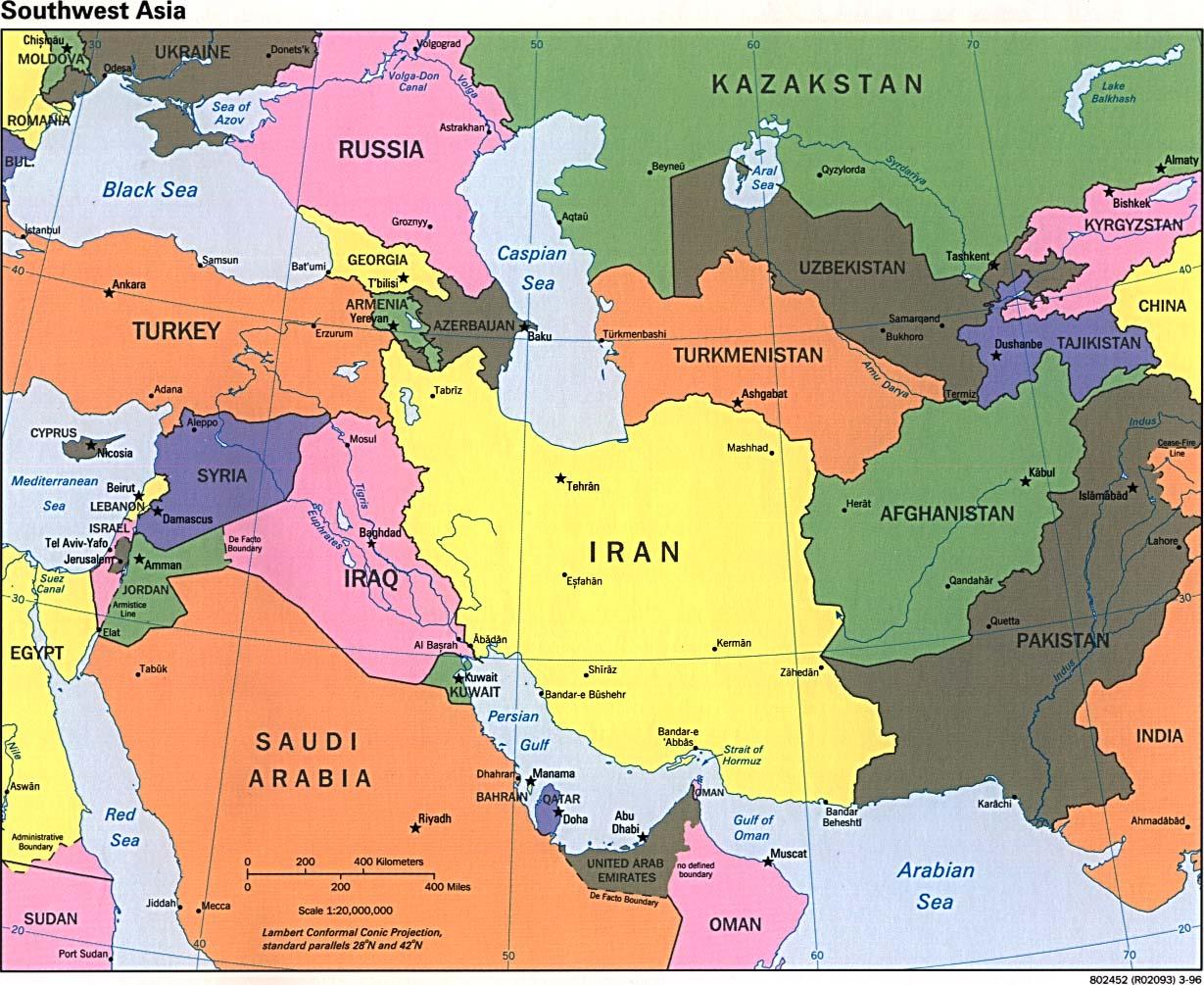 Middle East Jennifer Skobel 39 s 7th Grade Social Studies