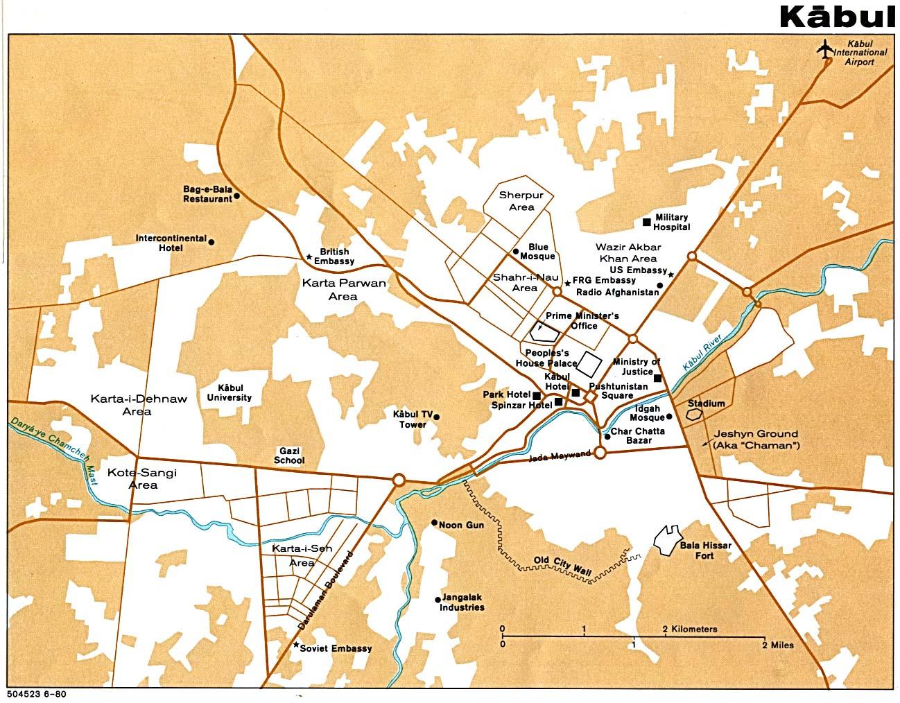 Reisenett World City Maps - Us embassy athens map