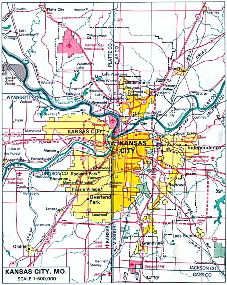 Reisenett World City Maps - Mapa de colorado usa